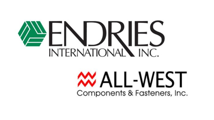 IN SECOND WEST COAST DEAL, ENDRIES ACQUIRES ALL-WEST